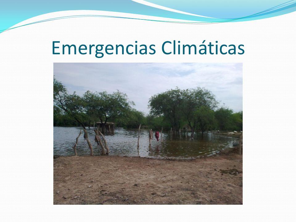 Emergencias Climáticas