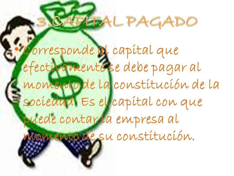 3.CAPITAL PAGADO