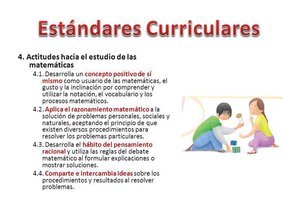 Estándares Curriculares