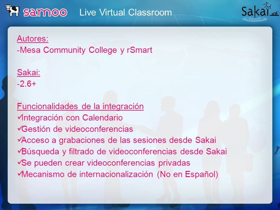 Live Virtual Classroom