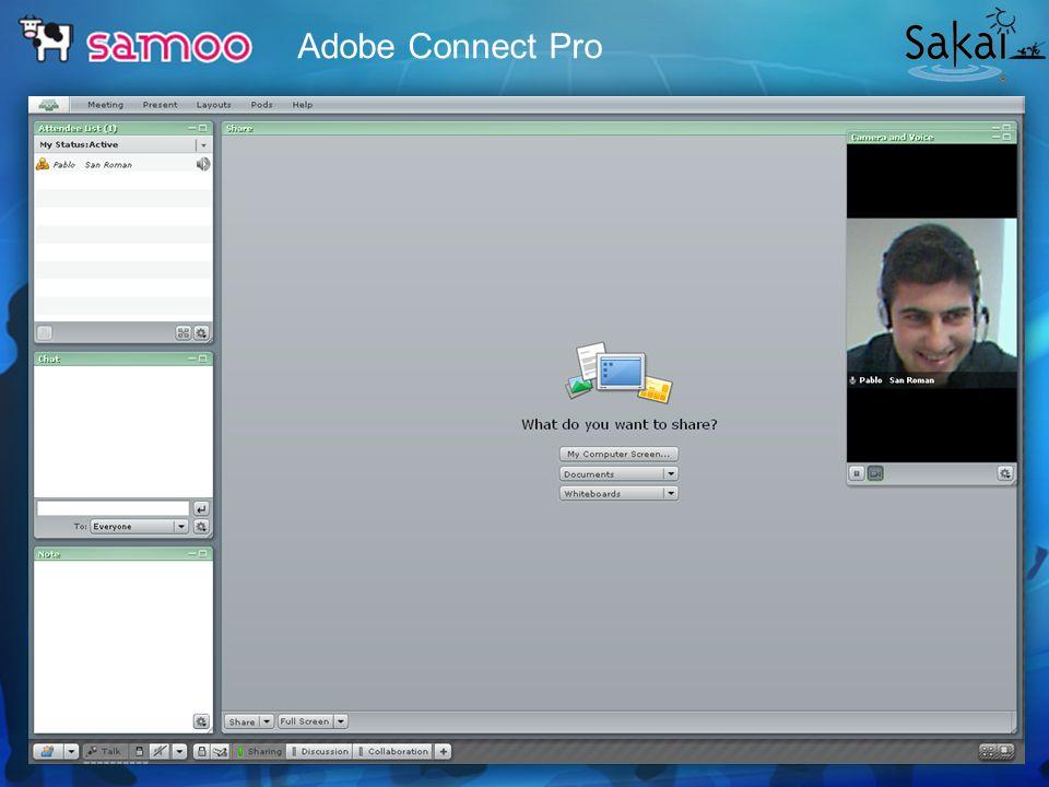 Adobe Connect Pro