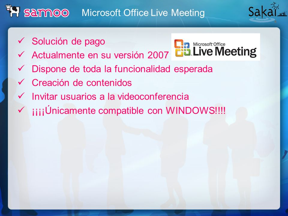 Microsoft Office Live Meeting