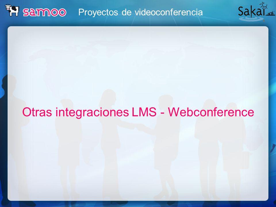 Proyectos de videoconferencia
