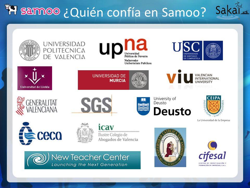 ¿Quién confía en Samoo