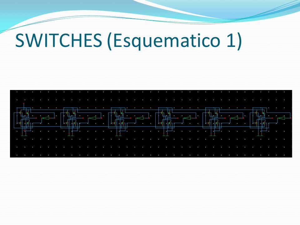 SWITCHES (Esquematico 1)