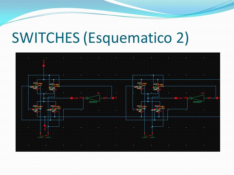 SWITCHES (Esquematico 2)