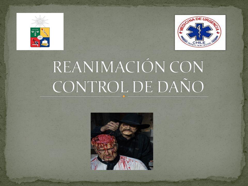 REANIMACIÓN CON CONTROL DE DAÑO