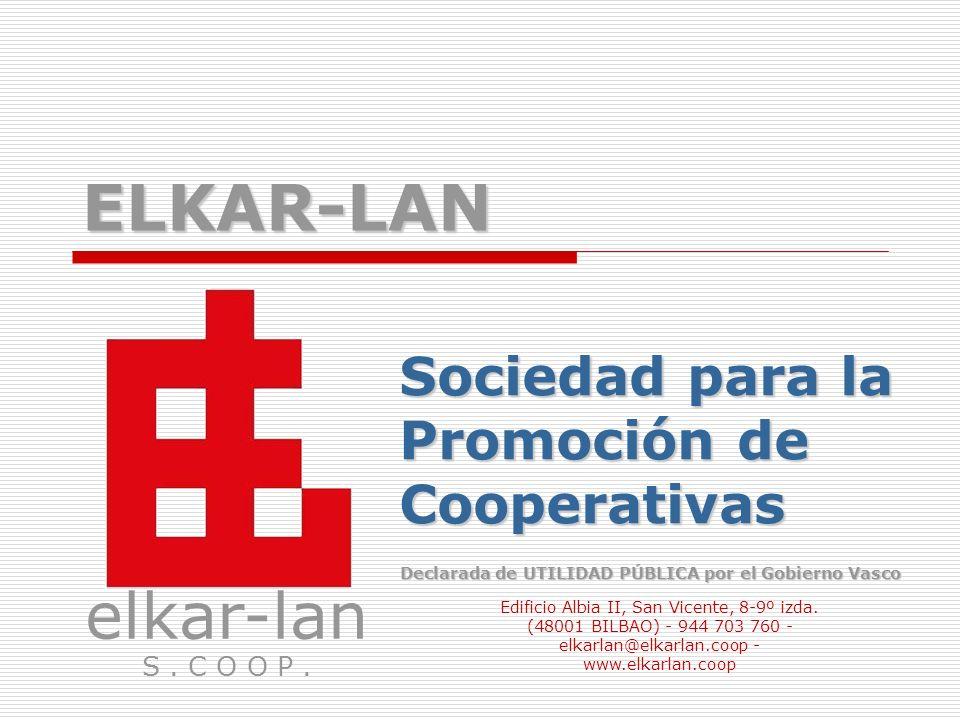 Sociedad para la Promoción de Cooperativas