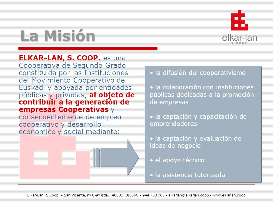 La Misión