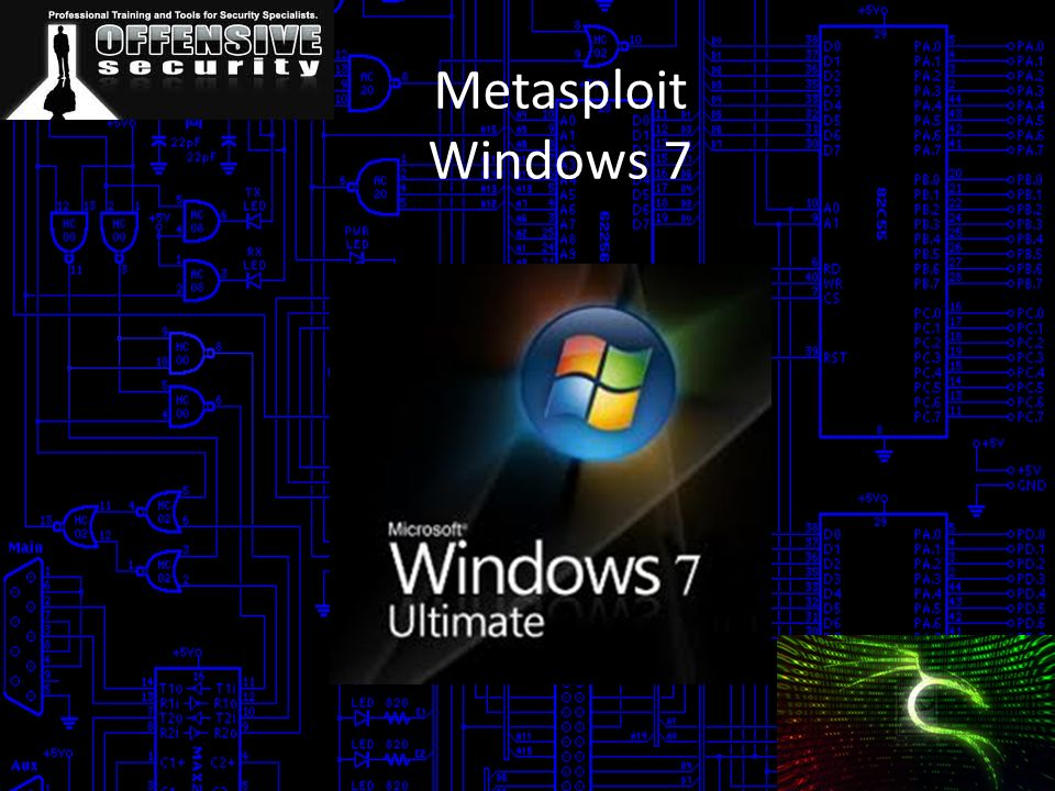 Metasploit Windows 7