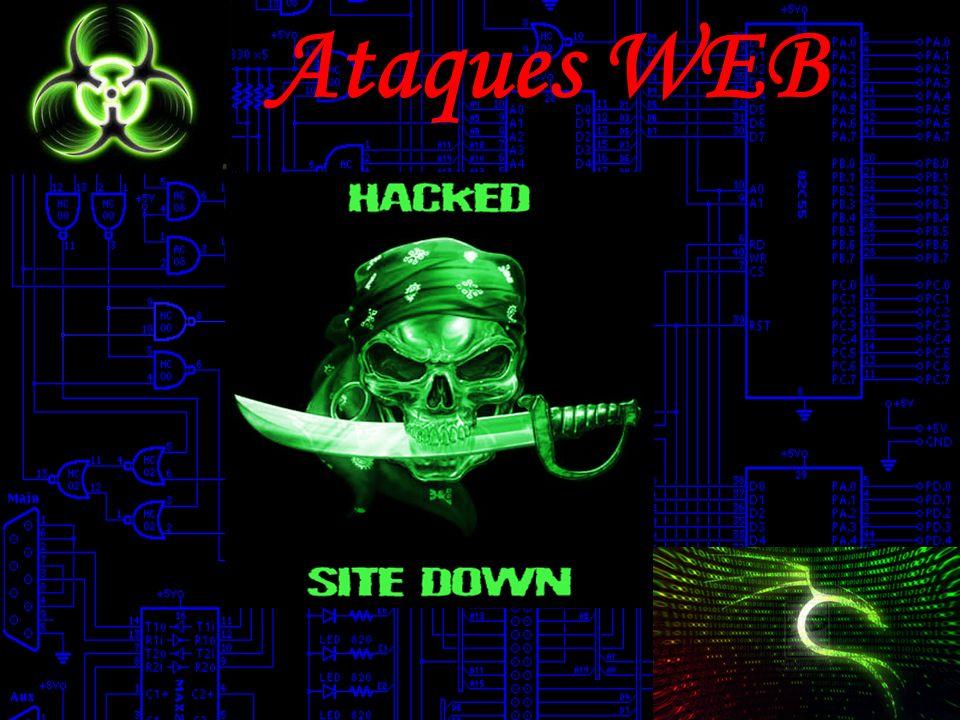 Ataques WEB