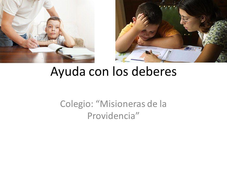 Colegio: Misioneras de la Providencia