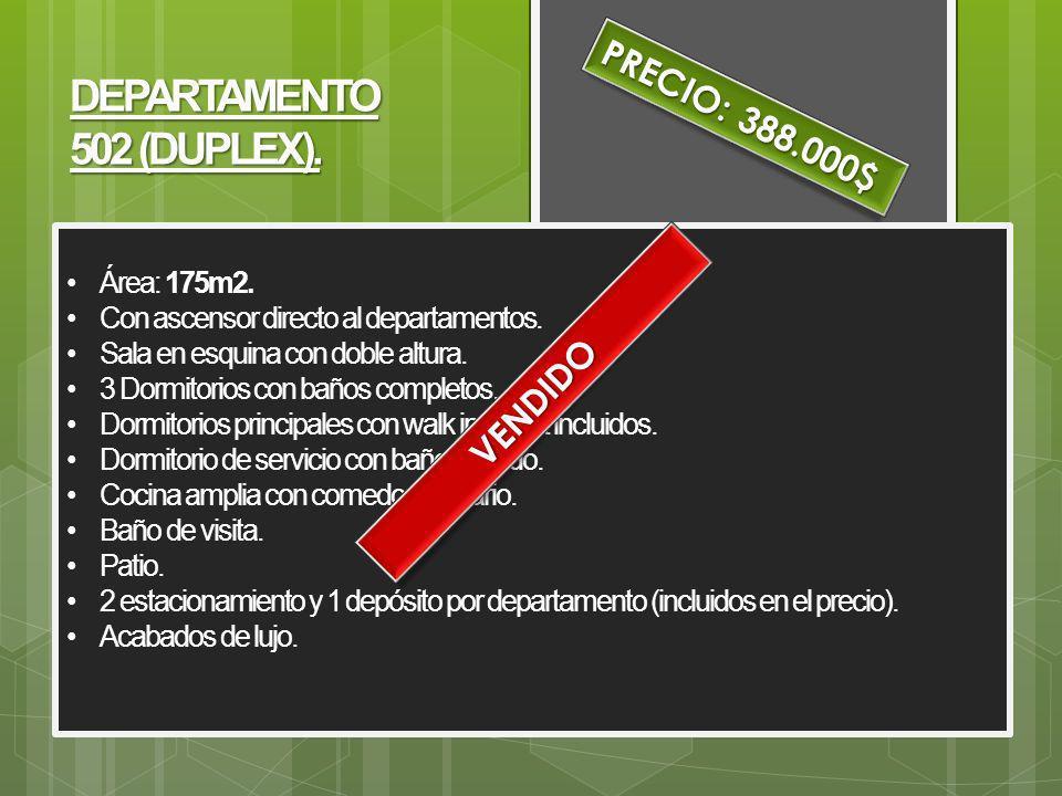 DEPARTAMENTO 502 (DUPLEX).