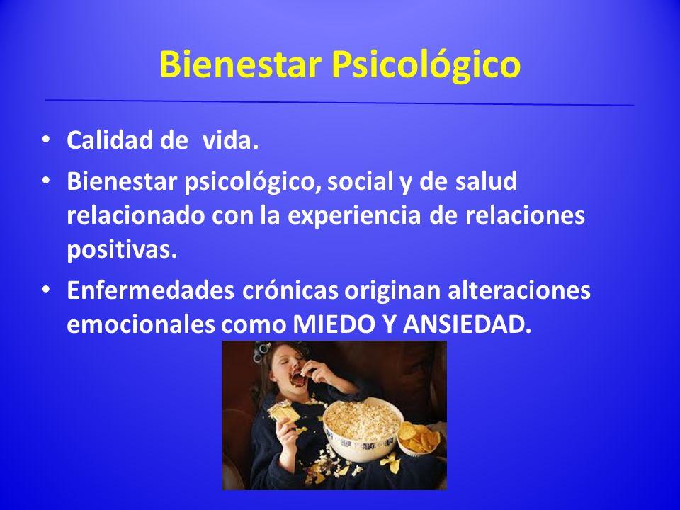 Bienestar Psicológico