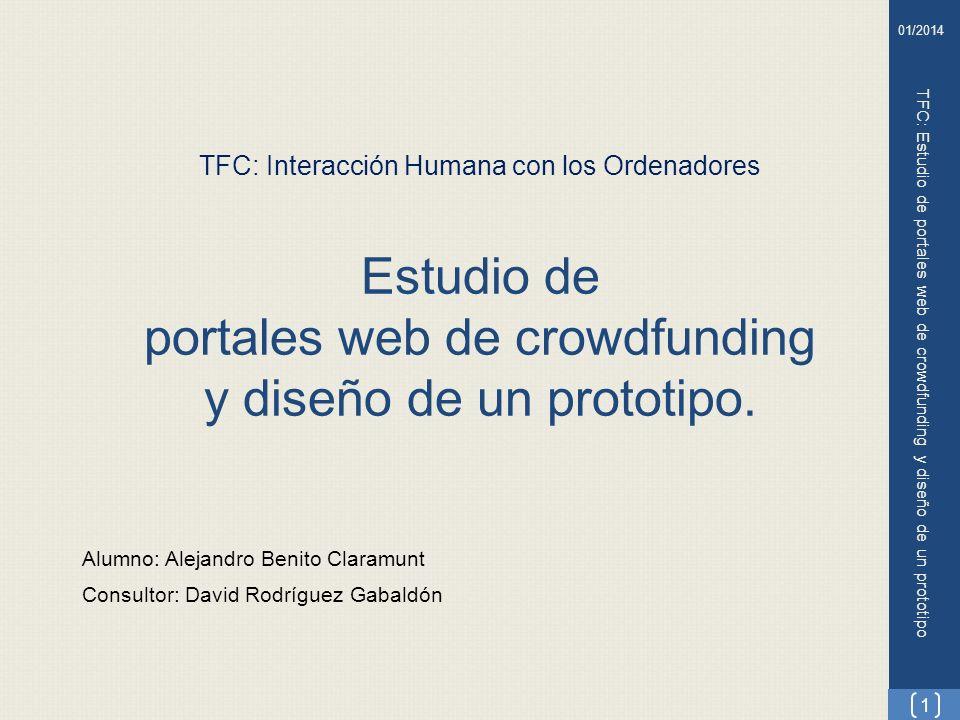Alumno: Alejandro Benito Claramunt Consultor: David Rodríguez Gabaldón