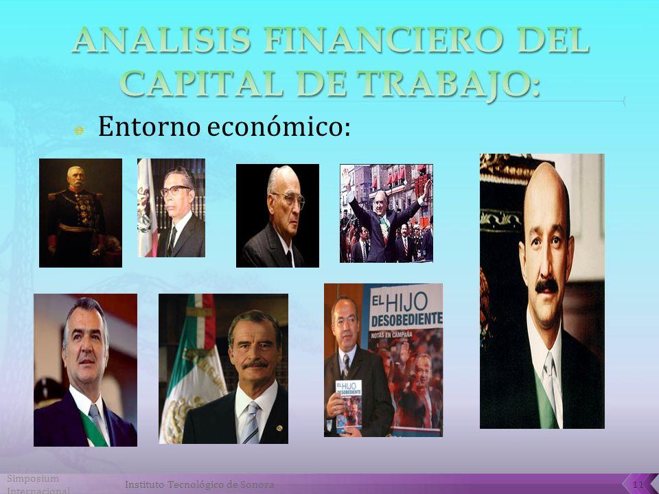 ANALISIS FINANCIERO DEL CAPITAL DE TRABAJO: