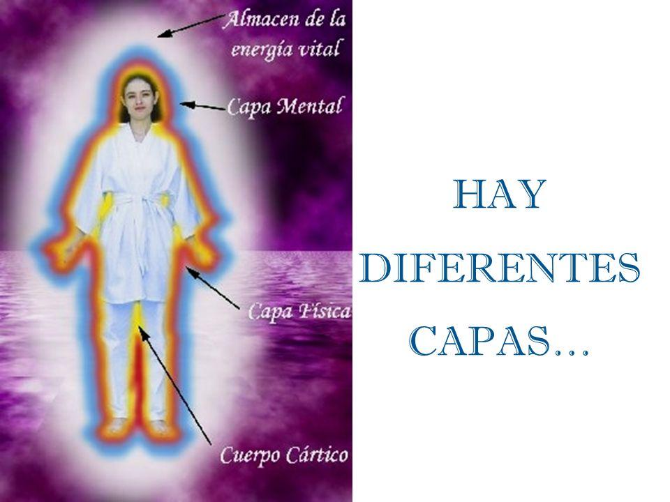 HAY DIFERENTES CAPAS…