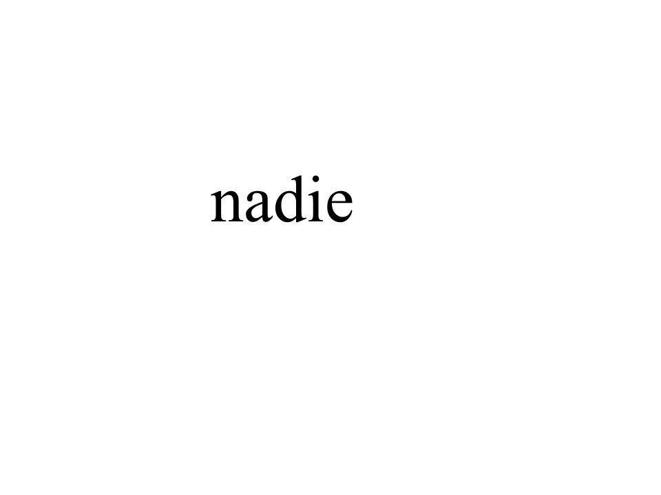 nadie