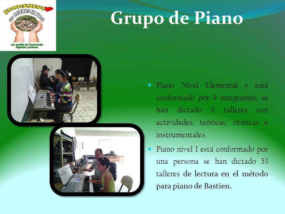 Grupo de Piano