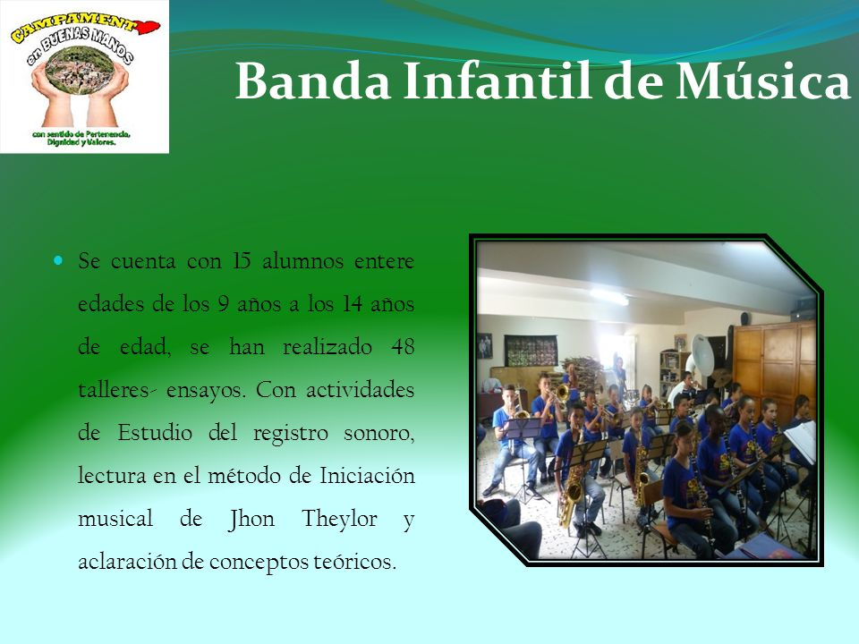 Banda Infantil de Música