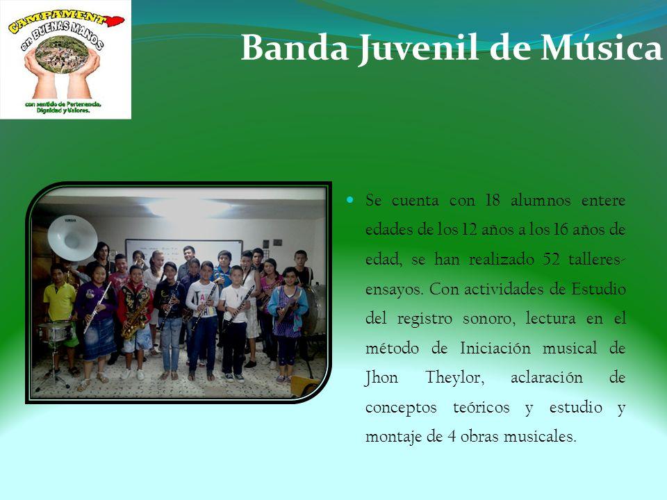 Banda Juvenil de Música