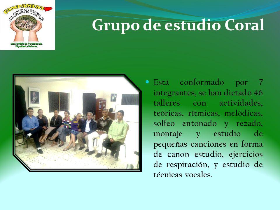 Grupo de estudio Coral