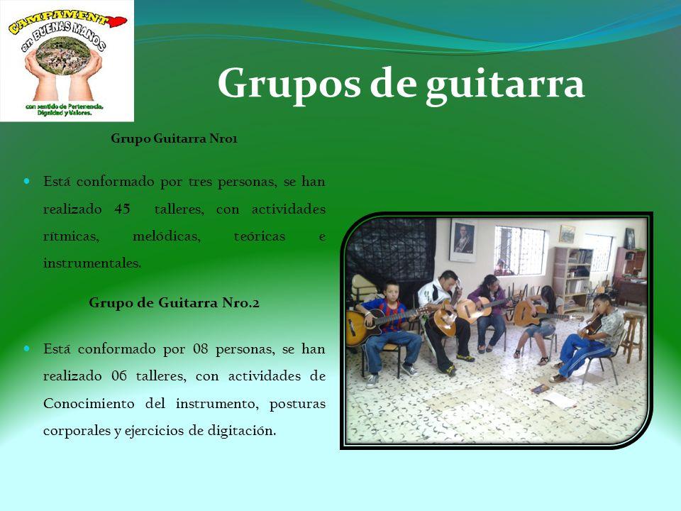 Grupos de guitarra Grupo Guitarra Nro1.