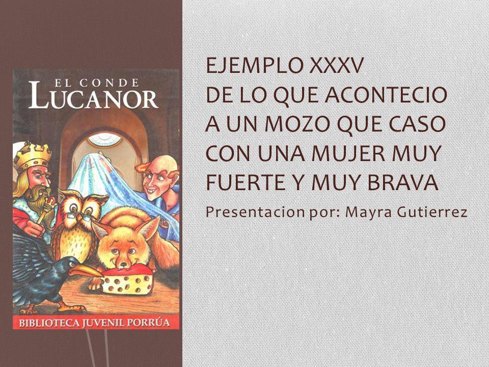 Presentacion por: Mayra Gutierrez