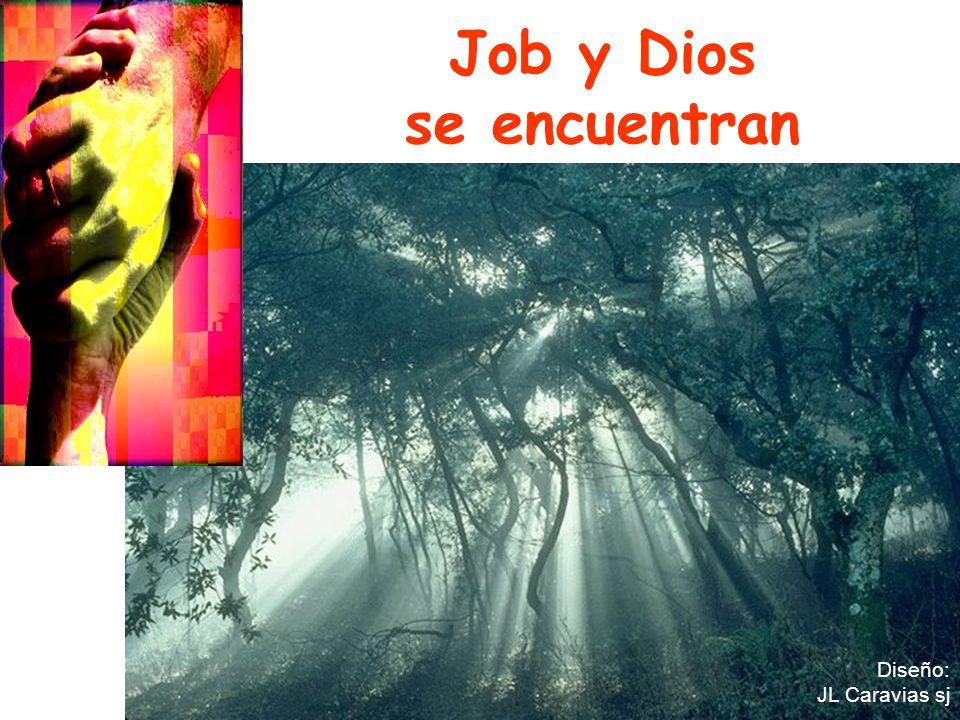 Job y Dios se encuentran