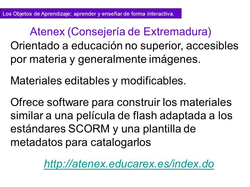 Atenex (Consejería de Extremadura)