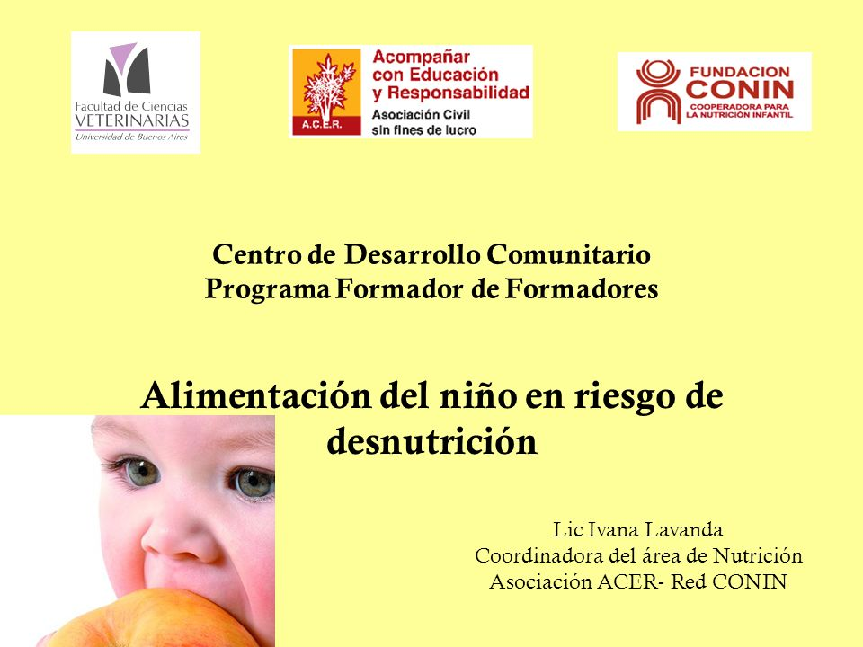 Centro de Desarrollo Comunitario Programa Formador de Formadores