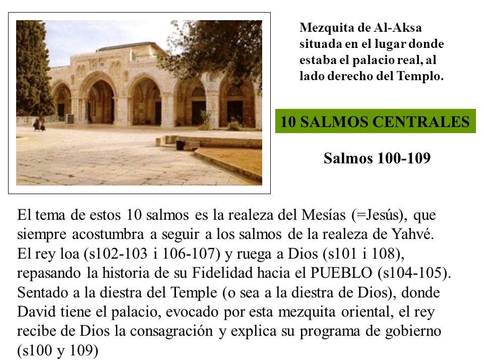 10 SALMOS CENTRALES Salmos 100-109