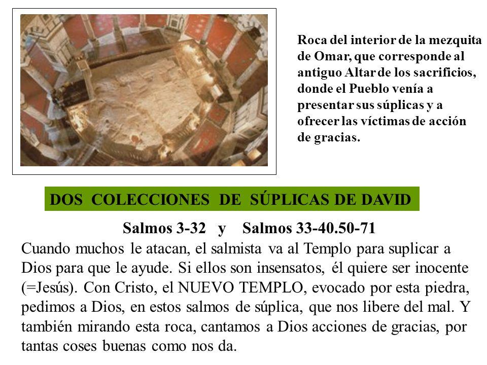 DOS COLECCIONES DE SÚPLICAS DE DAVID
