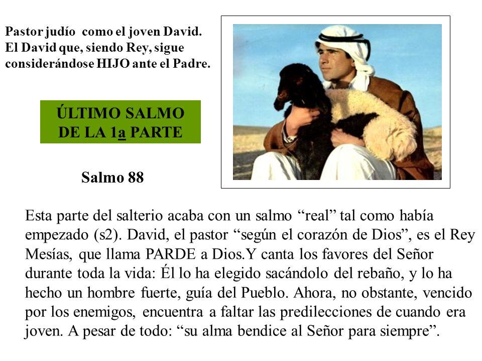 ÚLTIMO SALMO DE LA 1a PARTE