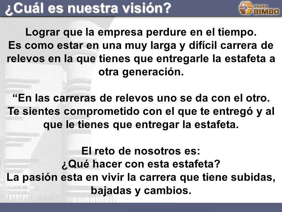 ¿Cuál es nuestra visión