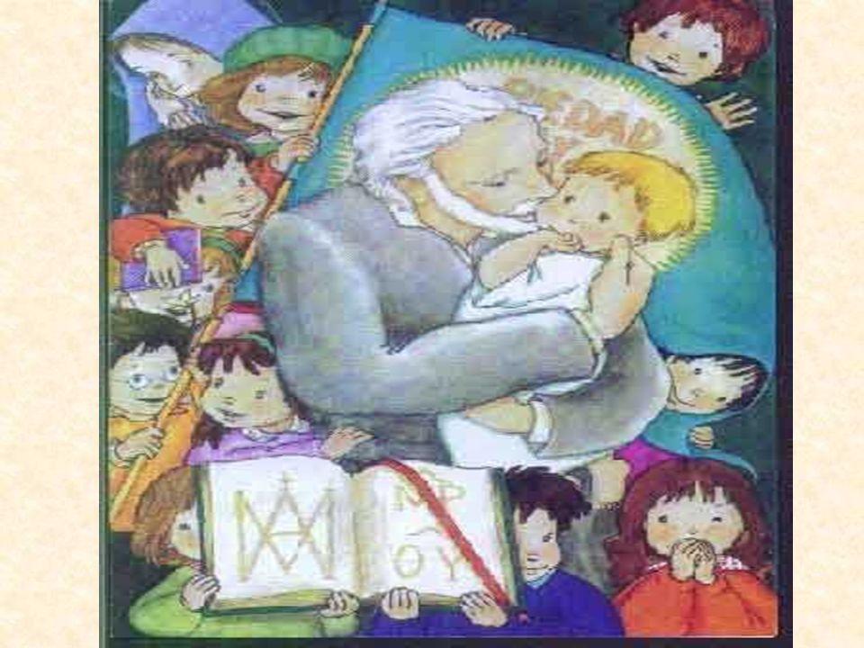 Calasanz consideraba que la relación con el alumno debía ser de tal característica que éste comprendiese que su educador lo ama con amor de padre/madre.