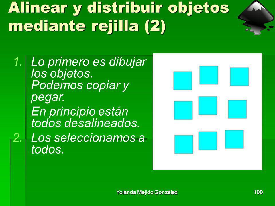 Alinear y distribuir objetos mediante rejilla (2)