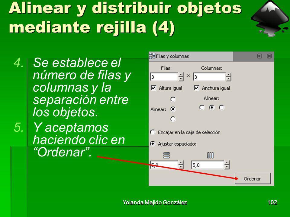 Alinear y distribuir objetos mediante rejilla (4)