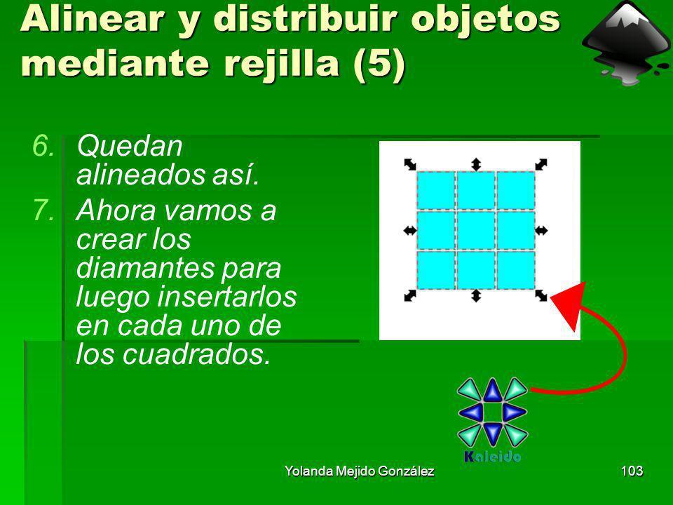 Alinear y distribuir objetos mediante rejilla (5)