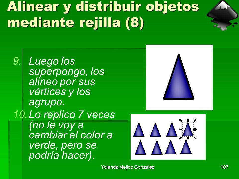 Alinear y distribuir objetos mediante rejilla (8)