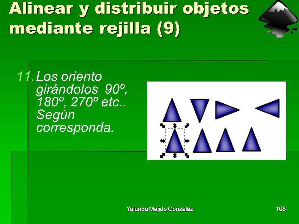 Alinear y distribuir objetos mediante rejilla (9)
