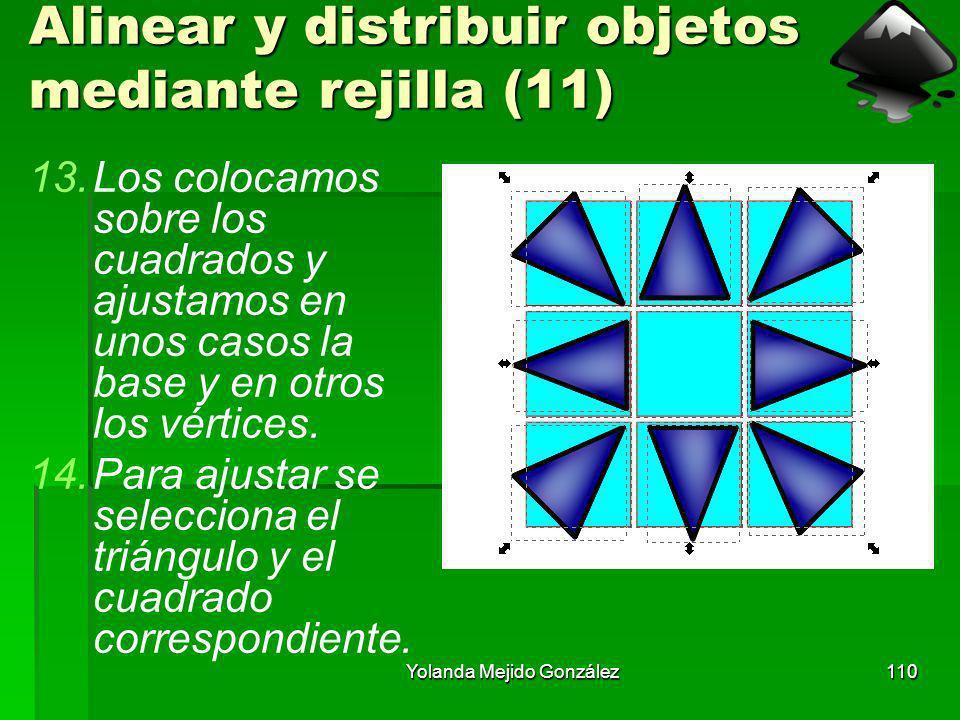 Alinear y distribuir objetos mediante rejilla (11)