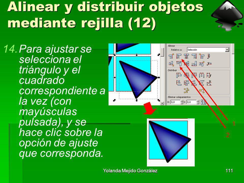 Alinear y distribuir objetos mediante rejilla (12)