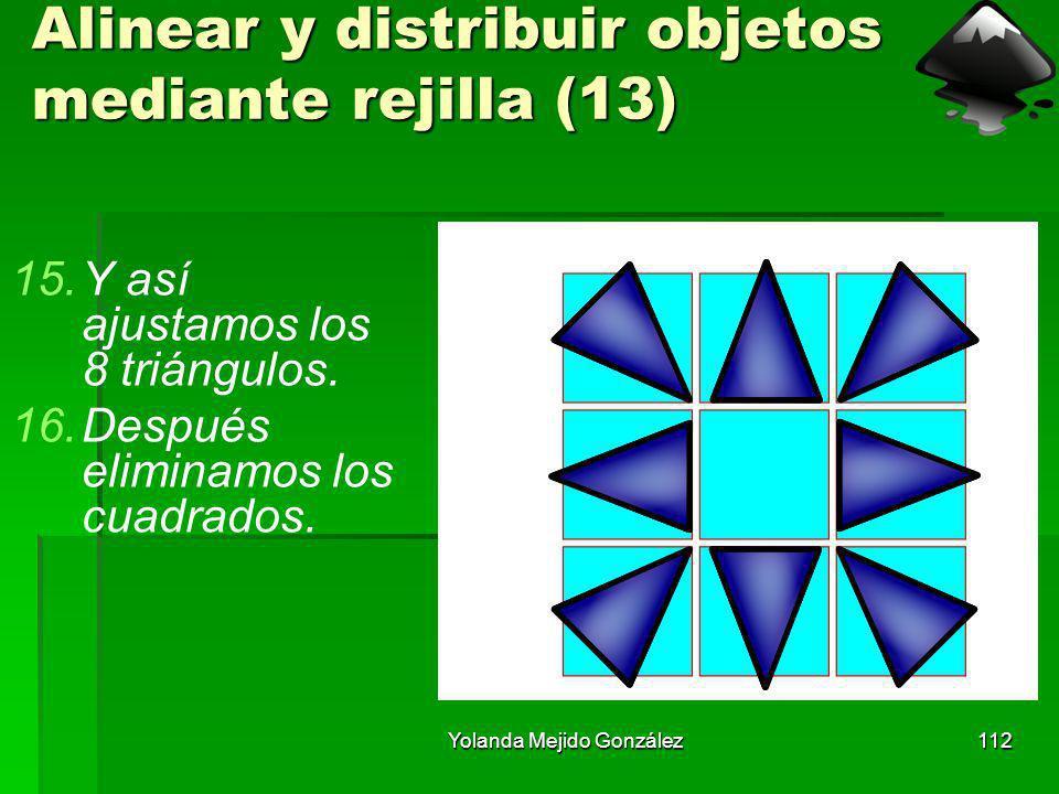 Alinear y distribuir objetos mediante rejilla (13)