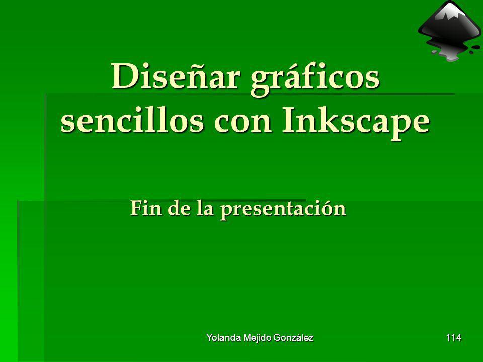 Diseñar gráficos sencillos con Inkscape