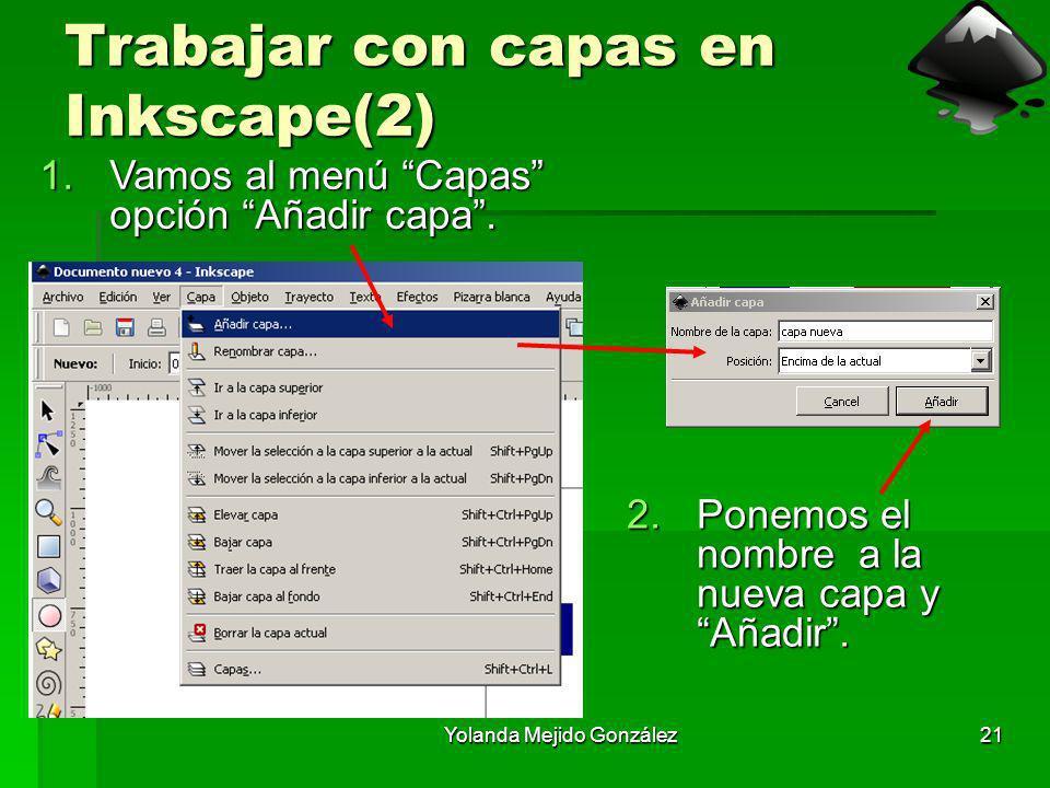Trabajar con capas en Inkscape(2)