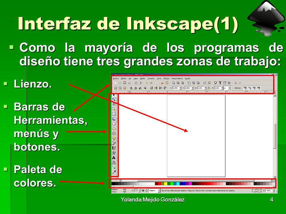 Interfaz de Inkscape(1)