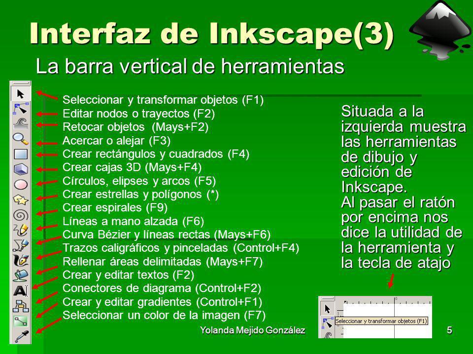 Interfaz de Inkscape(3)