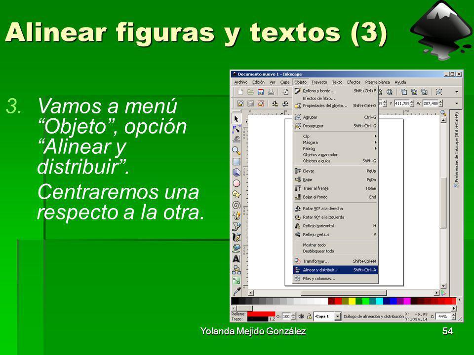 Alinear figuras y textos (3)