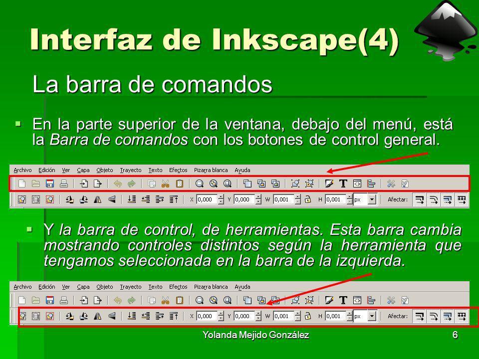 Interfaz de Inkscape(4)